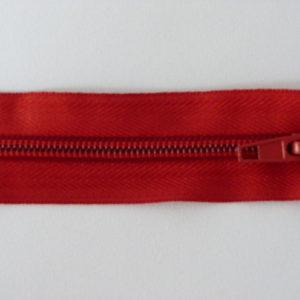 Молния спираль №5 55см ДС-259 красный
