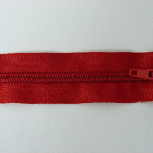 Молния спираль №5 75см ДС-257 красный