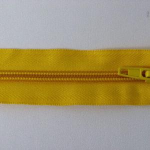 Молния спираль №5 80см ДС-031 ярко-желтый