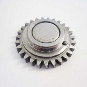 Шестерня с винтом HF-100/125 04.01T.09.1 с подшипником ISO 3245-1974