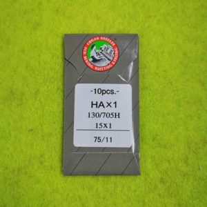 Игла ORGAN 130/705H №75 (10 шт/уп)