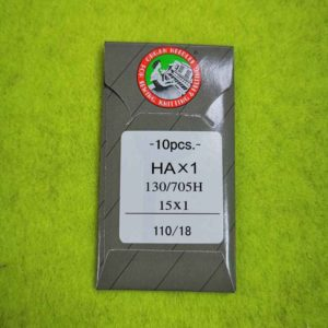 Игла ORGAN 130/705H №110 (10 шт/уп)