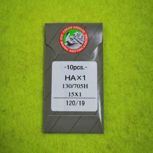 Игла ORGAN 130/705H №120 (10 шт/уп)