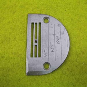 Пластина игольная  Jack A4 11414006