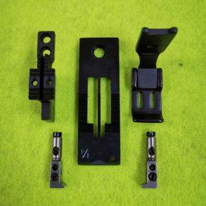 Комплект на двухигольную машину с отключением игл JZ LT2-B845 1/2″