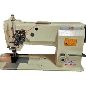 Двухигольная шейная машина TRIO TRI-5942-2 (12,7 мм) Голова