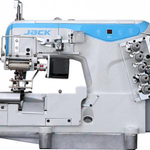 Трикотажная машина Jack W4-D-05CBX (5,6мм) (Комплект)