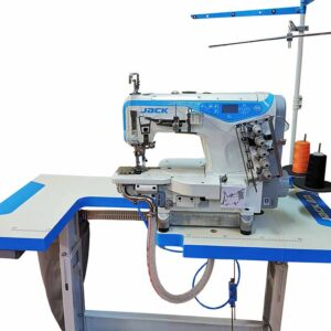 Плоскошовная швейная машина Jack K5-D-35AC/356 (КОМПЛЕКТ)