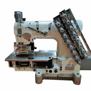 8-игольная швейная машина Jack-8009VCDI-08085P (КОМПЛЕКТ)